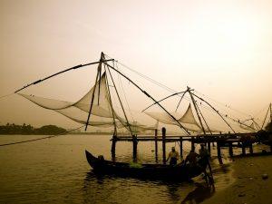 fishing, chinese, fishing nets